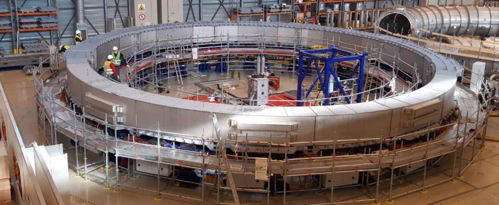PF Coil Impregnation ITER