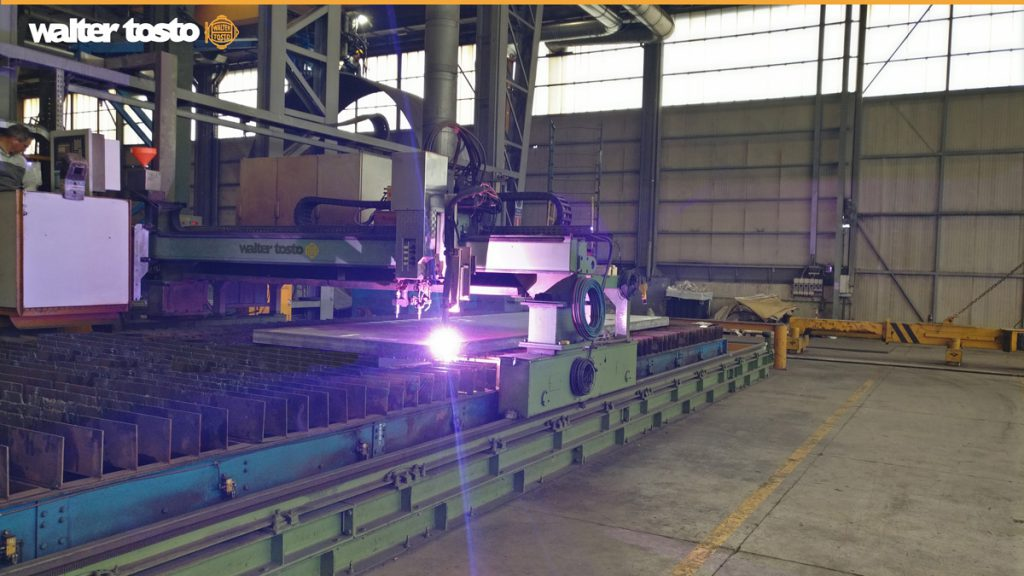 the manufacturing of Europe's first set of the ITER Divertor Cassettes at Walter Tosto