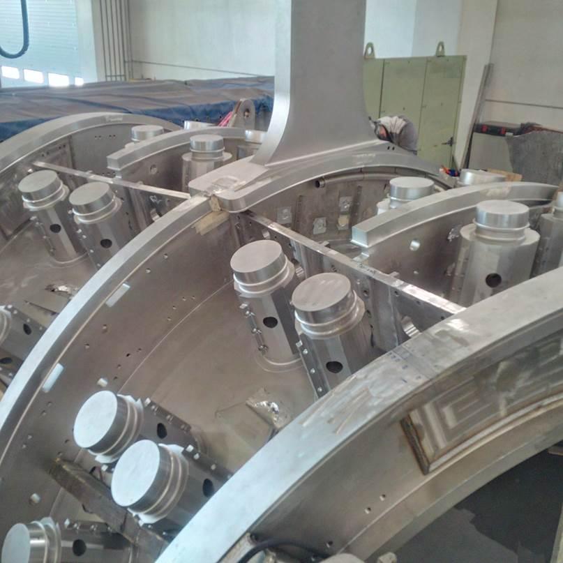 ITER Vacuum Vessel sector 5 Poloidal segment 2
