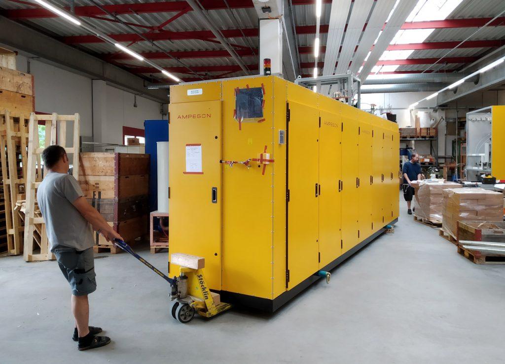 power supplies unit