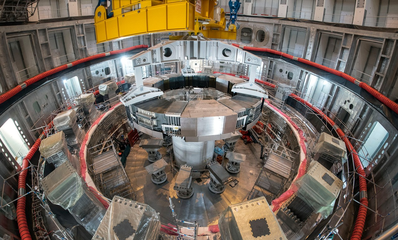 ITER's sixth Poloidal Field coil