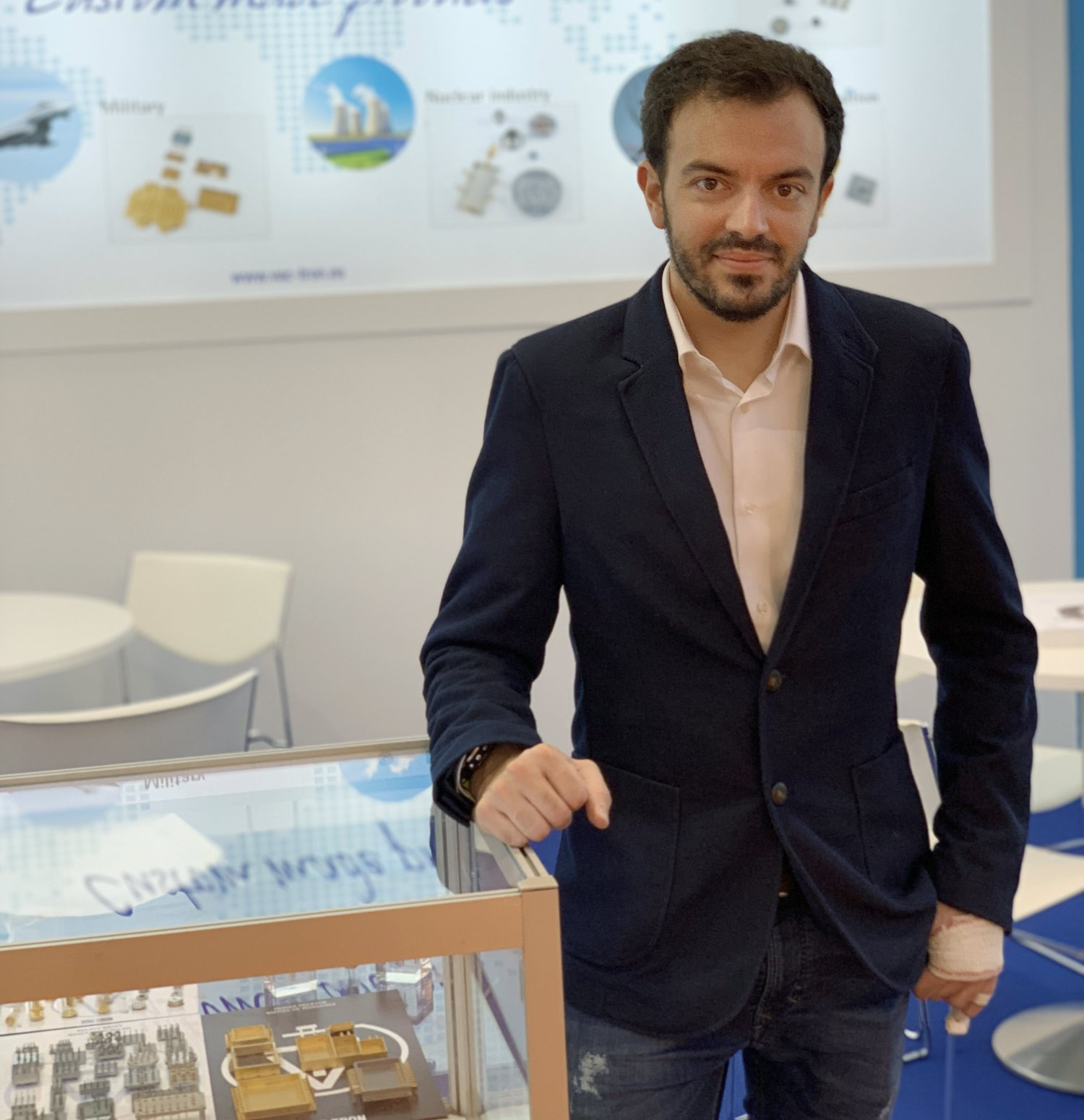 Franc Moreno, VAC-TRON Industrial Director
